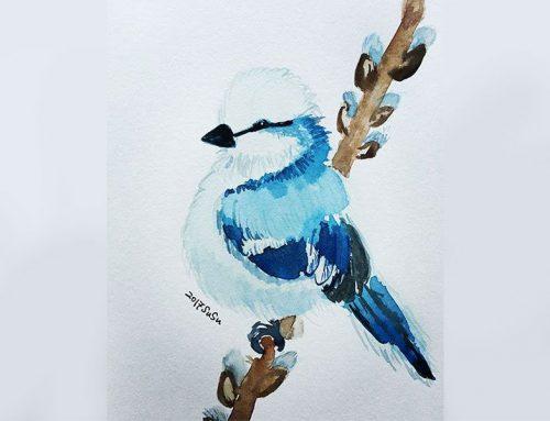 台北有質感的插畫課/柔伊Zoe/用可愛的水彩玩顏色