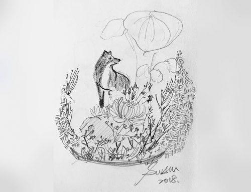 台北有質感的插畫課/Cindy & Shin-Shin/畫畫是一場實驗性的探險